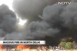 Νεκρά δύο παιδιά από φωτιά σε παραγκούπολη
