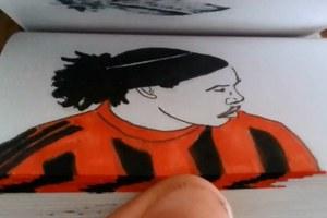 Το απίστευτο κόμικ με τον Ροναλντίνιο