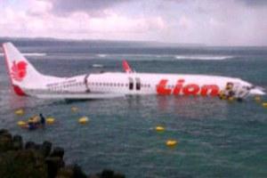 Σώοι οι επιβάτες του αεροσκάφους της Lion Air