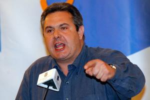 «Κοινό μέτωπο ελληνικών και κυπριακών κομμάτων κατά της πολιτικής της τρόικας»