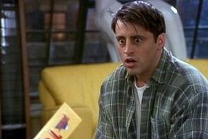 Οι καλύτερες στιγμές του Joey σε κινούμενες εικόνες