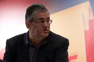 Στο πλευρό των δημοσιογράφων της ΕΡΤ το ΚΚΕ