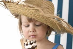 Το παγωτό στη διατροφή ενός παιδιού