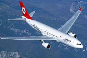 Αναγκαστική προσγείωση τουρκικού αεροσκάφους
