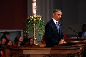 «Θα σας βρούμε» είπε ο Ομπάμα στους δράστες της Βοστόνης