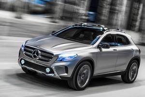 Η Mercedes «επεκτείνει» την μπροστινή κίνηση