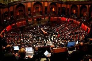 Τρεις ψήφοι εμπιστοσύνης της Βουλής στην ιταλική κυβέρνηση
