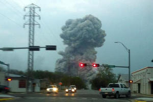 Δύο εκρήξεις στο εργοστάσιο χημικών της Arkema στο Τέξας