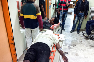 Βίντεο ντοκουμέντο μετά τους πυροβολισμούς στη Μανωλάδα