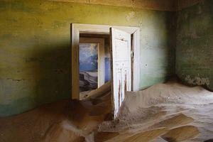 Η πόλη-φάντασμα της Ναμίμπια