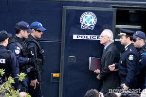Συνεχίζεται η δίκη του Άκη Τσοχατζόπουλου