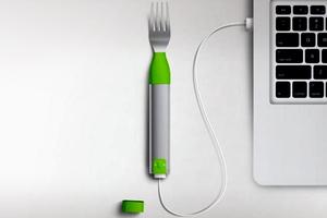 Το gadget που «μετράει» τις μπουκιές μας