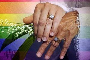 Ο πρώτος γάμος ομοφυλόφιλων στη Μ. Βρετανία