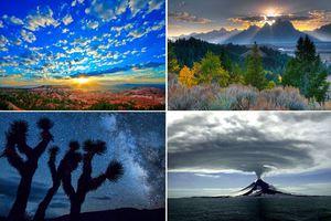 Το μεγαλείο της αμερικανικής φύσης