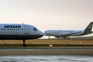 Ακυρώσεις πτήσεων από Aegean και η Olympic Air