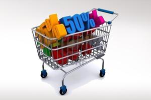 Μεγάλη ποικιλία προϊόντων με εκπτώσεις έως και -70%