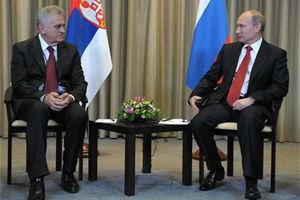 Επίσκεψη σέρβου προέδρου στη Μόσχα