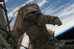 Ο Έλληνας που πήγε στο διάστημα