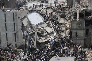 Στους 387 οι νεκροί στο Μπανγκλαντές