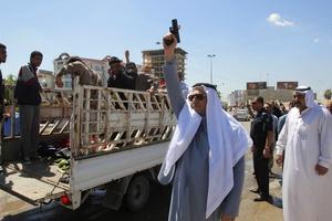 Στους 110 ανέρχονται οι νεκροί από τις ταραχές στο Ιράκ