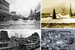 Λιγότερο γνωστές τραγωδίες του 20ού αιώνα