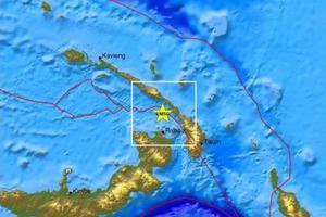 Σεισμός 6,5 Ρίχτερ στην Παπούα-Νέα Γουινέα