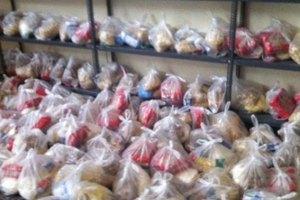 Σύσκεψη για τη διανομή τροφίμων στην Περιφέρεια Χανίων