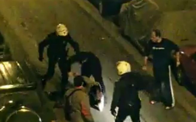 Ευθύνες σε βάρος αστυνομικών για τον ξυλοδαρμό μεταναστών