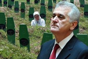 «Ζητώ γονατιστός συγγνώμη για τη σφαγή στη Σρεμπρένιτσα»