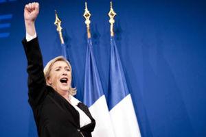 Θρίαμβο ονειρεύεται η ακροδεξιά στη Γαλλία
