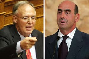 Απολογήθηκαν Βουλγαράκης-Δουκας για τα πόθεν έσχες