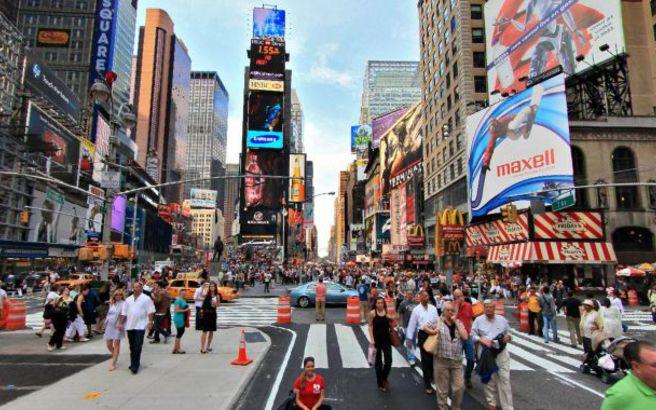 Δεν έφτασαν στην Times Square λόγω... βενζίνης
