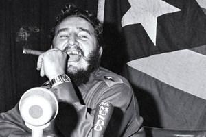 O επαναστάτης Φιντέλ Κάστρο