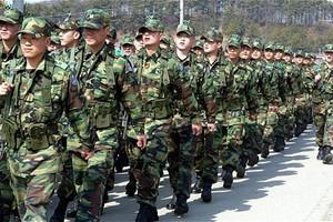 Ολοκληρώνονται τα κοινά γυμνάσια ΗΠΑ-Ν. Κορέας