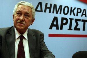 Επαναπρόσληψη όλων των απολυμένων της ΕΡΤ ζητά ο Κουβέλης