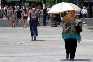 Η ομπρέλα χρειάζεται και το καλοκαίρι