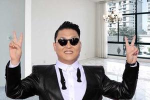 O «Mr. Gangnam style» έγινε κόμικ!