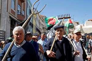 Πρωτομαγιάτικες διαδηλώσεις στην Πορτογαλία