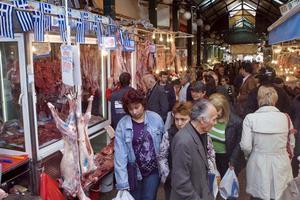 Συνεχείς έλεγχοι στην αγορά της Θεσσαλονίκης