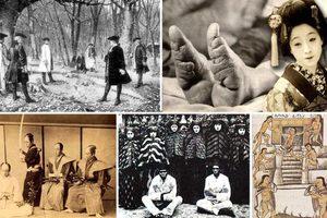 Ιδιαίτερες παραδόσεις από όλο τον κόσμο