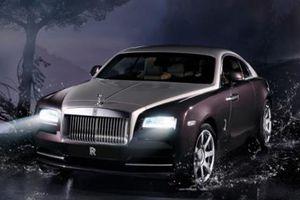H Rolls Royce «ξεσκεπάζει» τη Wraith