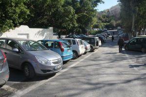 Χωρίς αυξήσεις τα τέλη στάθμευσης οχημάτων το 2014