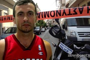 Στα χέρια της αστυνομίας αλβανός δραπέτης των φυλακών Τρικάλων