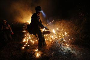 Πυρκαγιά για ρεκόρ μαίνεται στην Καλιφόρνια