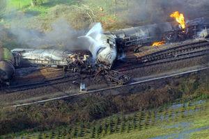 Δύο νεκροί από εκτροχιασμό τρένου στο Βέλγιο