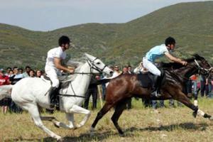 Ατύχημα στις ιπποδρομίες του Αγ. Γεωργίου Μεσολογγίου