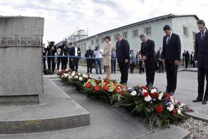 Ο Ελληνισμός τιμά τη μνήμη των νεκρών στο Μαουτχάουζεν