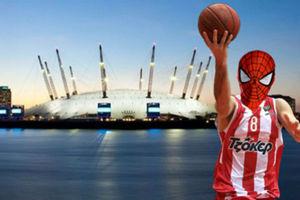 Σούπερ ήρωες οι παίκτες του Ολυμπιακού