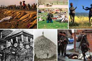 Θηριωδίες και γενοκτονίες της ανθρώπινης ιστορίας