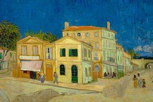 Τα αρχικά χρώματα στους πίνακες του Βαν Γκογκ ήταν πιο φωτεινά